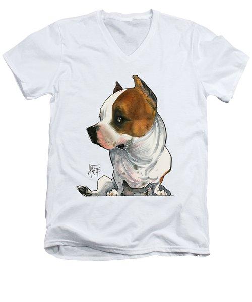 Gabby Minuto 3190 Men's V-Neck T-Shirt