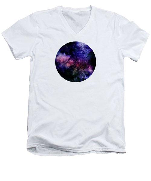 Ganymede Men's V-Neck T-Shirt