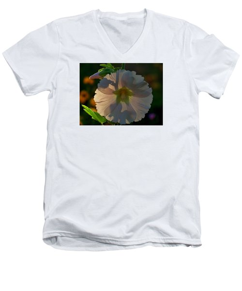 Garden Magic Men's V-Neck T-Shirt by Marika Evanson