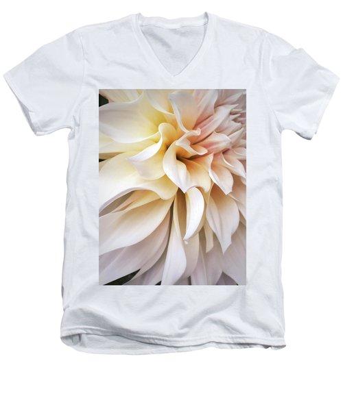 Garden Queen 1 Men's V-Neck T-Shirt