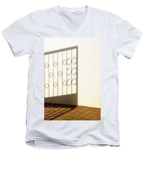 Gate Shadow Men's V-Neck T-Shirt