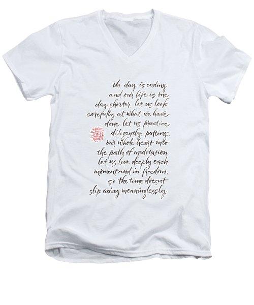 Gatha Four Men's V-Neck T-Shirt