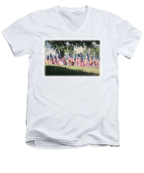 Gathering Of The Guard - 2009 Men's V-Neck T-Shirt