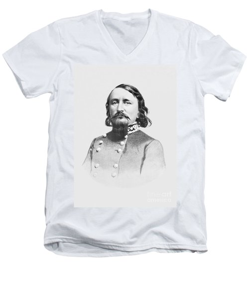 General Pickett - Csa Men's V-Neck T-Shirt