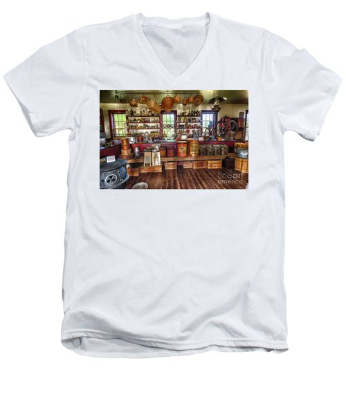 General Store Alive Men's V-Neck T-Shirt