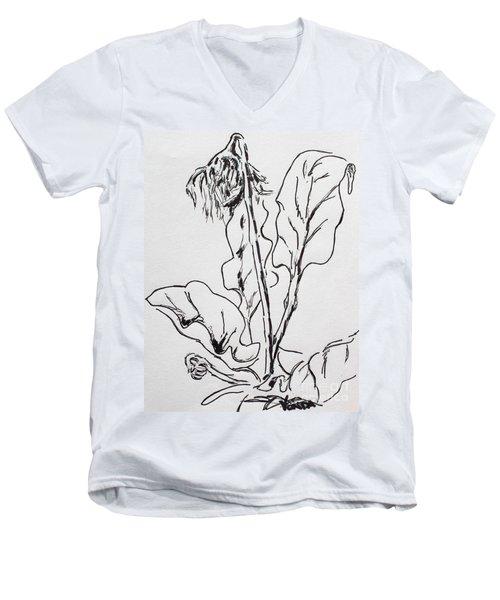 Gerber Study I Men's V-Neck T-Shirt