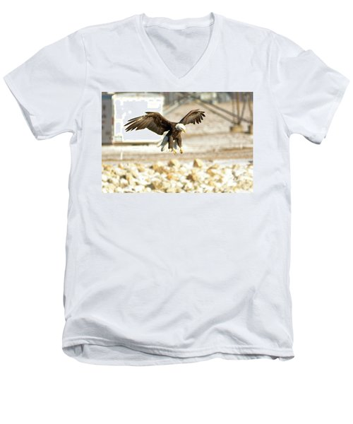 Getting Ready Men's V-Neck T-Shirt