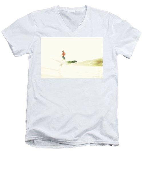 Ghost Rider Men's V-Neck T-Shirt