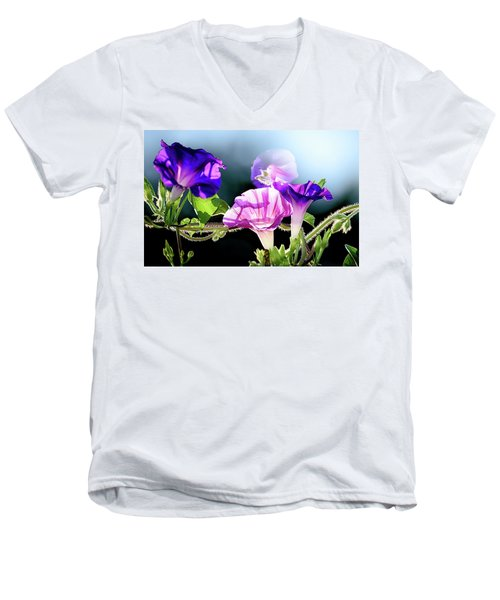 Gifts From My Garden Men's V-Neck T-Shirt