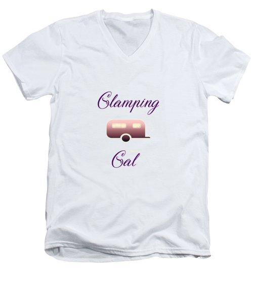 Glamping Gals Men's V-Neck T-Shirt