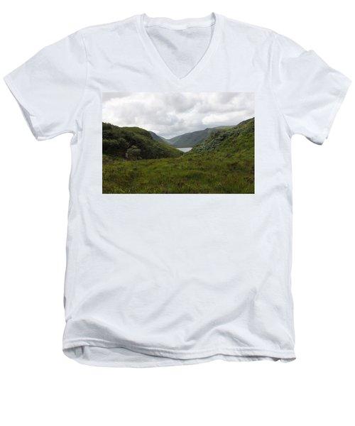 Glenveagh National Park Men's V-Neck T-Shirt