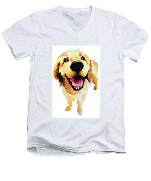 Good Boy Men's V-Neck T-Shirt