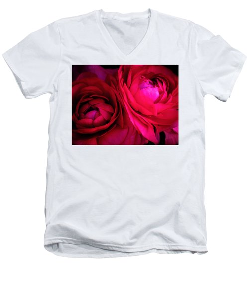 Gorgeous Sisters Men's V-Neck T-Shirt