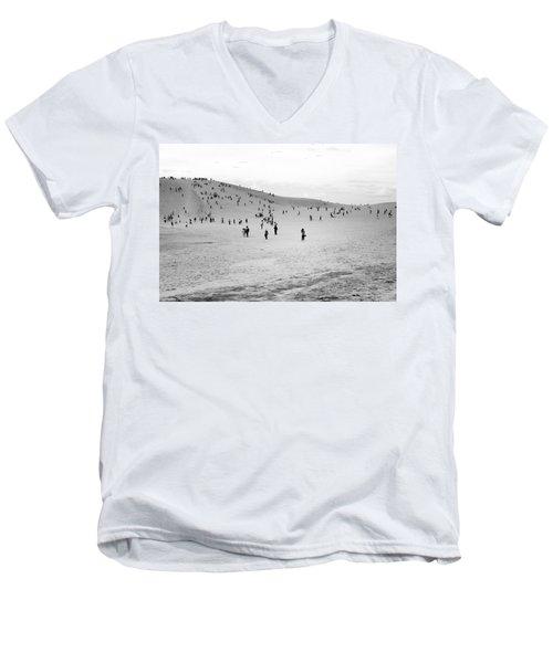 Grains Of Sand Men's V-Neck T-Shirt
