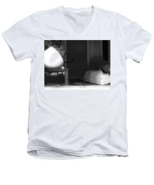 The Three Dinghys Men's V-Neck T-Shirt