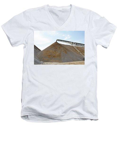 Gravel Mountain Men's V-Neck T-Shirt