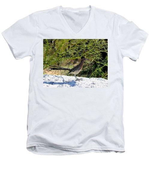 Greater Road Runner Men's V-Neck T-Shirt