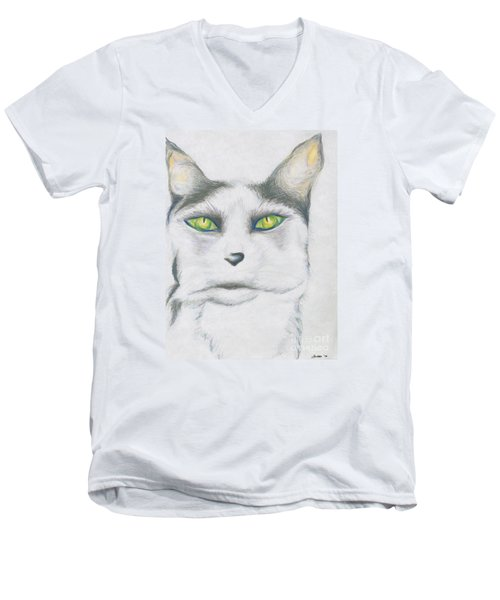 Gretta Men's V-Neck T-Shirt