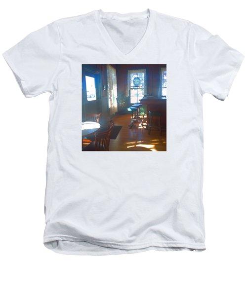 Gualala Saloon Men's V-Neck T-Shirt