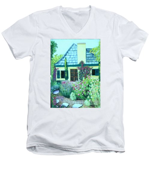 Guest Cottage Men's V-Neck T-Shirt