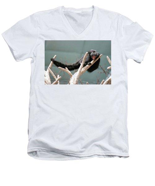 Hanging Loose Men's V-Neck T-Shirt
