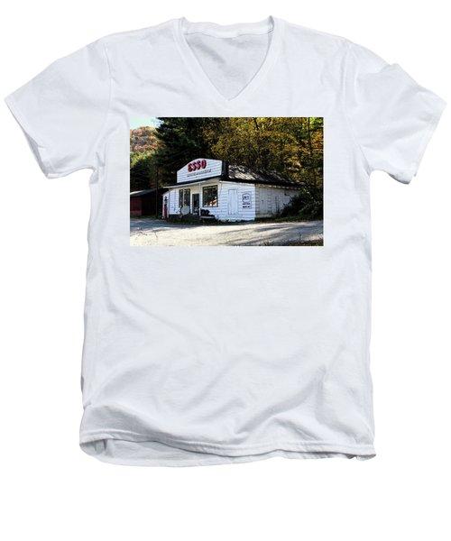 Happy Motoring Men's V-Neck T-Shirt