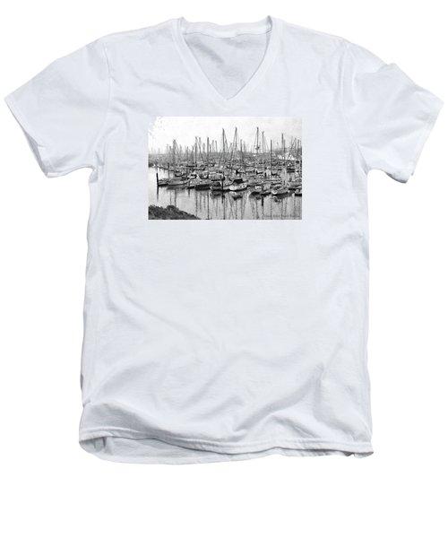 Harbor Men's V-Neck T-Shirt