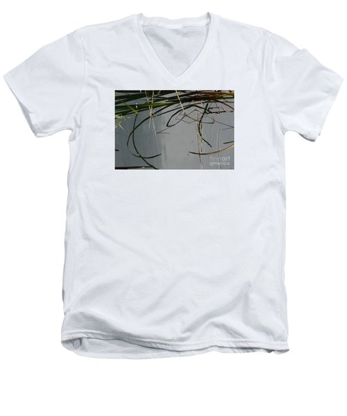 Men's V-Neck T-Shirt featuring the photograph Have A Great Day by Brian Boyle