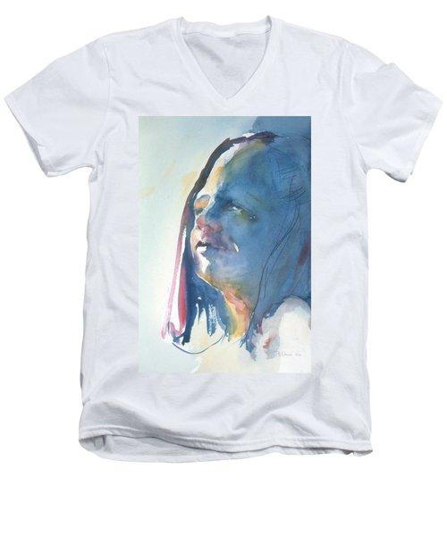 Head Study8 Men's V-Neck T-Shirt