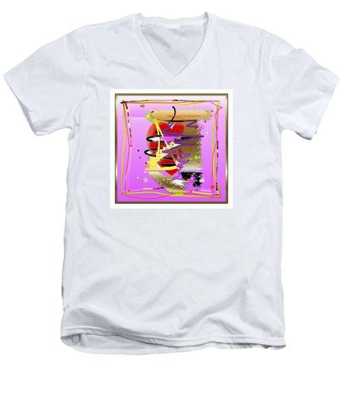 Heart's Desire Men's V-Neck T-Shirt