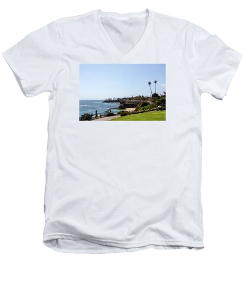 Heisler Park Men's V-Neck T-Shirt