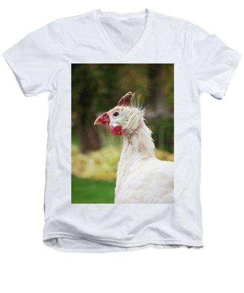 Hello Neighbor Men's V-Neck T-Shirt