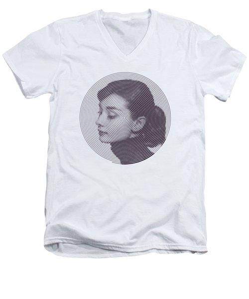 Hepburn Men's V-Neck T-Shirt