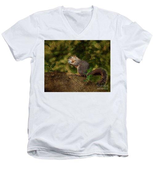 Her Treasure Men's V-Neck T-Shirt