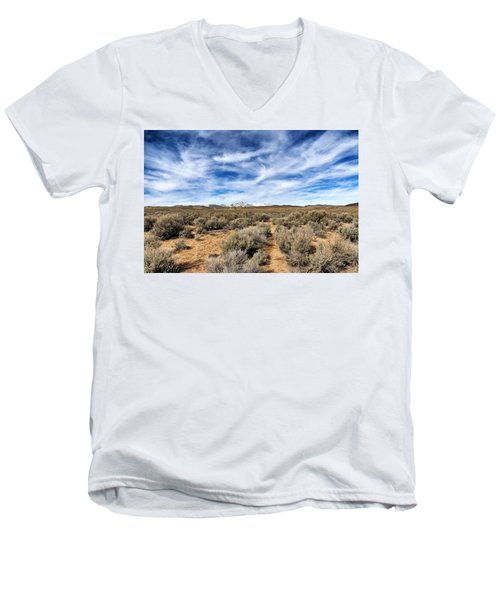 High Desert Men's V-Neck T-Shirt