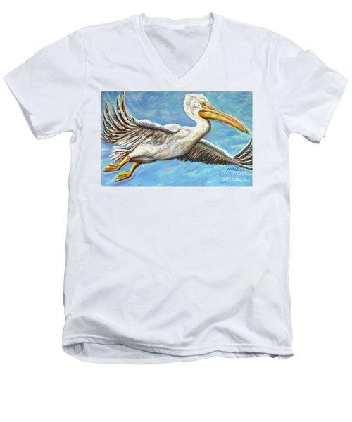 High Flyer Men's V-Neck T-Shirt