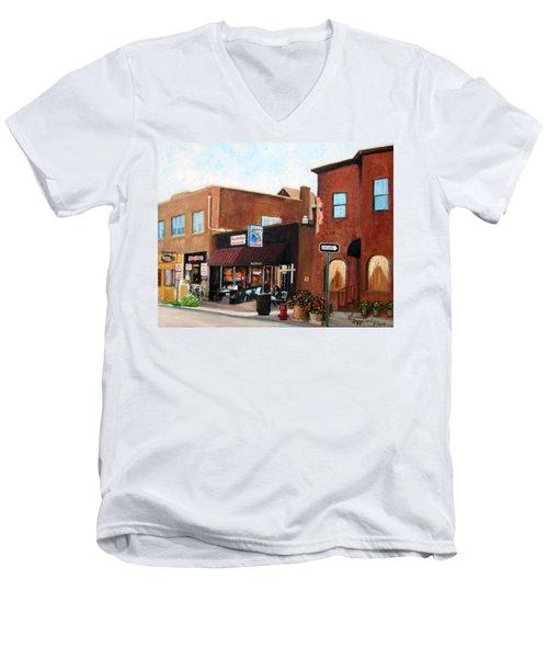 Highland Park Nj Men's V-Neck T-Shirt