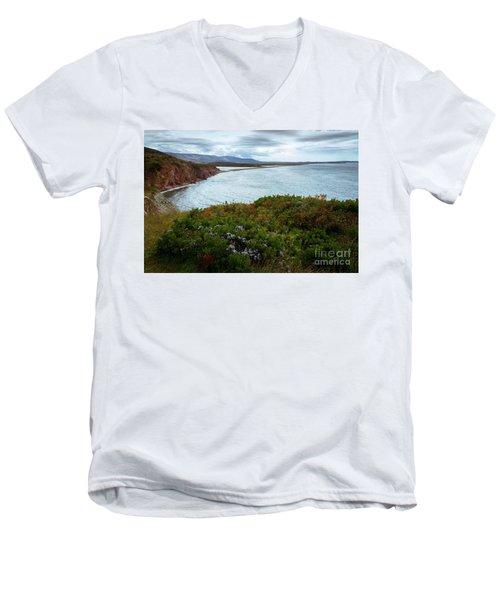 Highlands Of Cape Breton Men's V-Neck T-Shirt