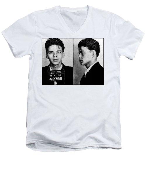His Way Men's V-Neck T-Shirt