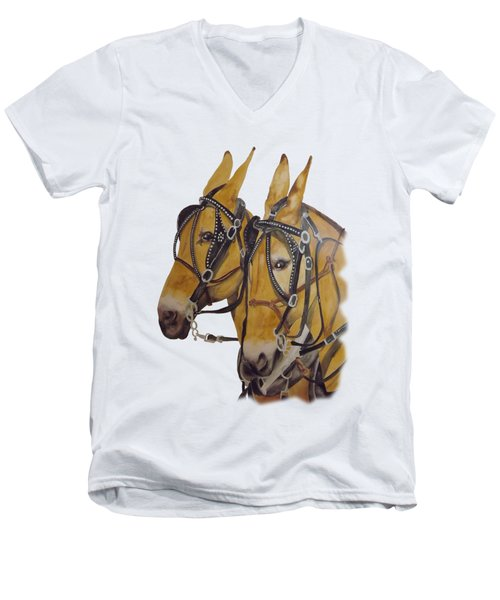 Hitched #2 Men's V-Neck T-Shirt