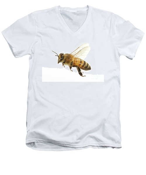 Honey Bound Men's V-Neck T-Shirt