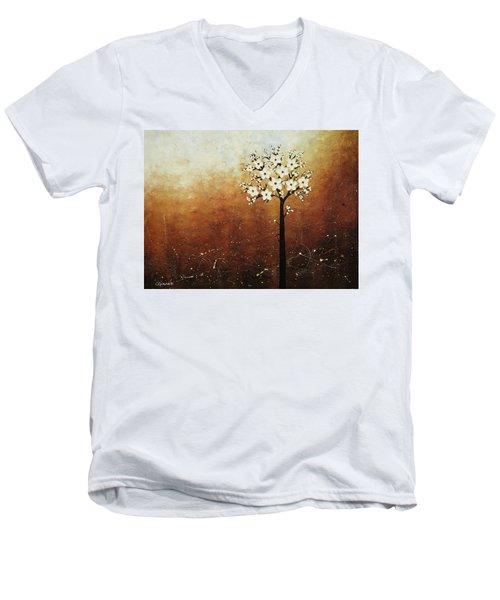 Hope On The Horizon Men's V-Neck T-Shirt