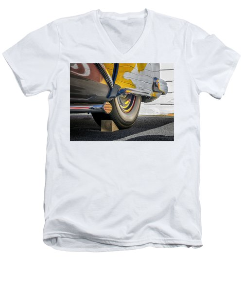 Hot Rod Realities Men's V-Neck T-Shirt