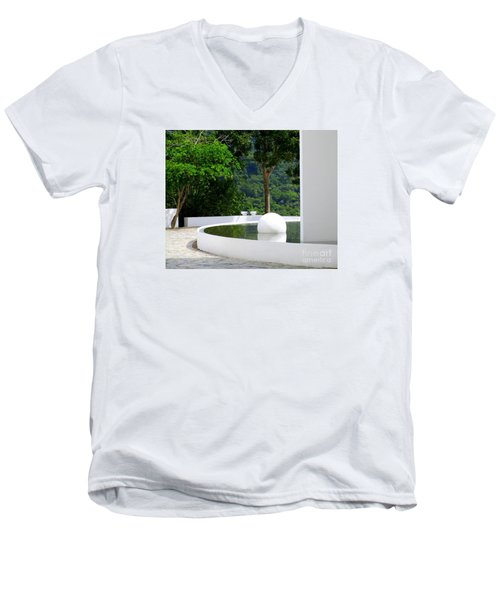 Hotel Encanto 12 Men's V-Neck T-Shirt