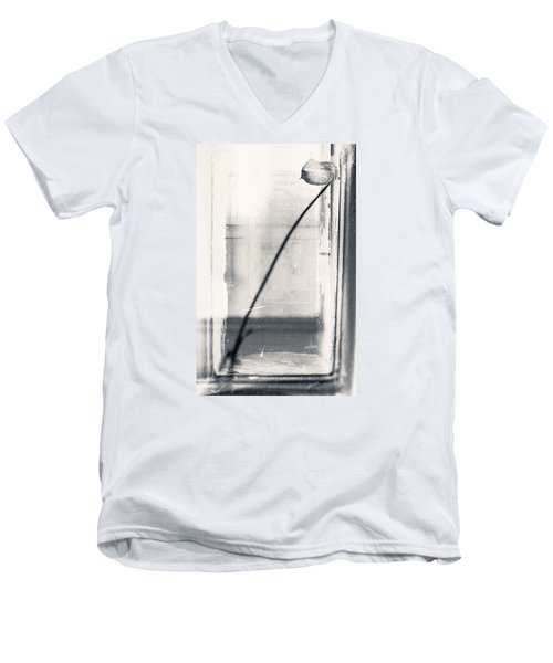Houseplant #5147 Men's V-Neck T-Shirt by Andrey Godyaykin