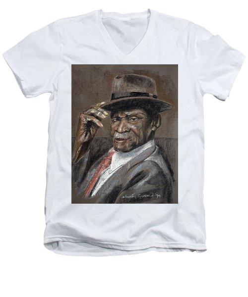 Howdy Ma'am Men's V-Neck T-Shirt