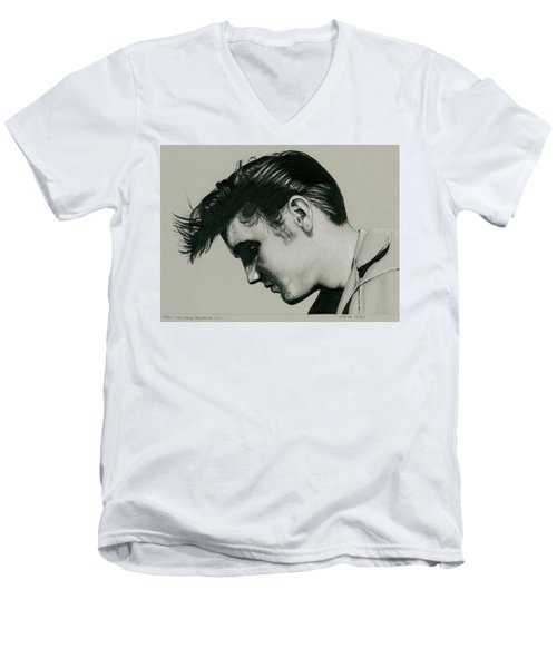 How's The World Treating You Men's V-Neck T-Shirt