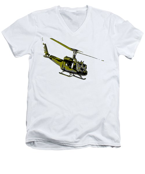 Huey Men's V-Neck T-Shirt