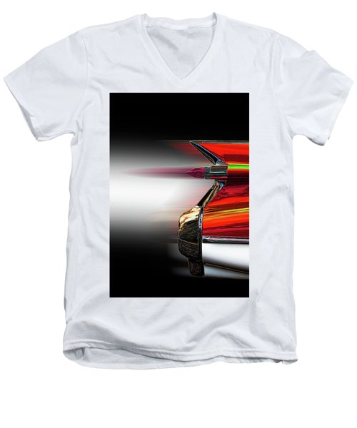 Hydra-matic Men's V-Neck T-Shirt