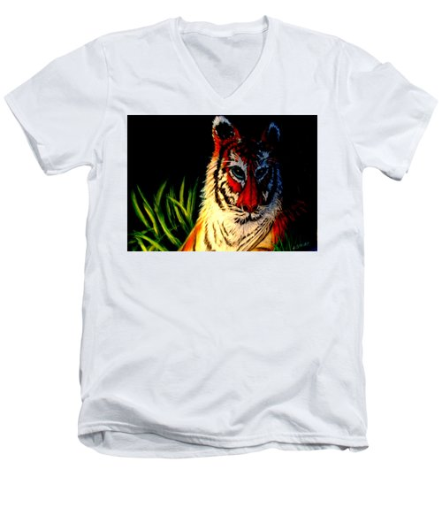I A M 5 Men's V-Neck T-Shirt
